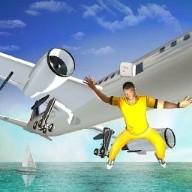 Prisoner Escape Police Plane