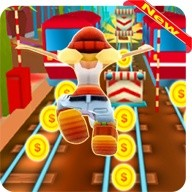 Subway Masha Adventure HD
