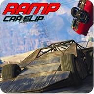 The Ramp Car Flip - Demolition Derby