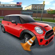 City Car Driving & Parking School Test Simulator
