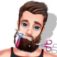 Celebrity Stylist Beard Makeover Spa salon game