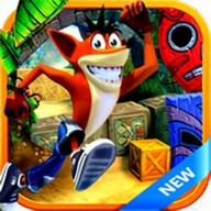 Crash Jungle Adventure Run