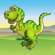 Dinozor Macera- Çocuklar için Bedava Oyun