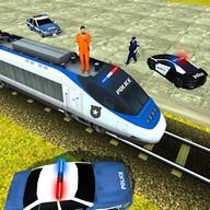 Police Train Sim 2018