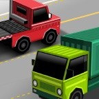 Truck City Racing 3D