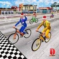 Real Bike Cycle Racing 3D: Bicycle Games