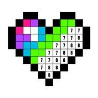 Coloriage Magique Gratuit Color Pixel by Number