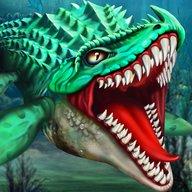 Jurassic Dino Water World-Monde de l'eau Dino