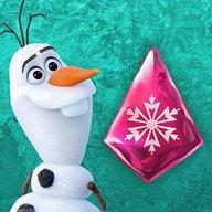 Disney La Reine des Neiges Free Fall