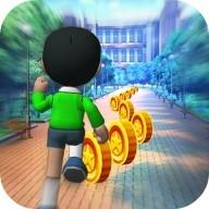 Jungle Castle Nobita Run