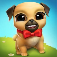 My Virtual Pet Dog: Louie the Pug