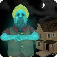 Scary Neighbor Ghost : Haunted House
