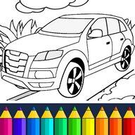 Otomobil boyama oyunu