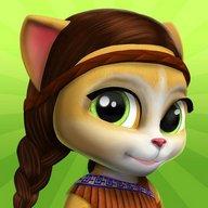 会说话的艾玛猫 - 宠物游戏