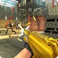 Modern War Sniper Shooting