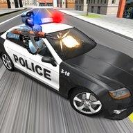 Conductor Policíal 3D