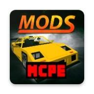 Car MOD For MCPE minecraft!