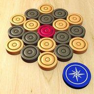 Carrom King™ - Best Online Carrom Board Pool Game
