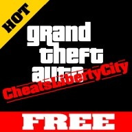 Codes for GTA Liberty City