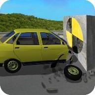 Crash Test VAZ Priora