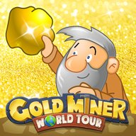 Gold Miner World Tour: Gold Rush Mining Adventure
