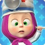 Masha หมอ:โรงพยาบาลสัตว์