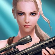 Sniper Girls - 3D Gun Shooting FPS Game