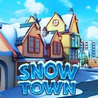 Snow Town - Ice Village World: Winter City