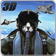 Air Force Army Jet Pilot 3D