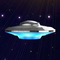 Crazy UFO - universe simulator