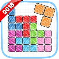 Block Puzzle - Classic Brick Game for your brain