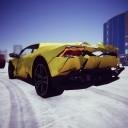 Luxury Car Accident Sim