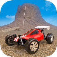 RC Auto Hügel Racing Simulator