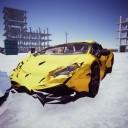Car Crash Engine Simulator 2018