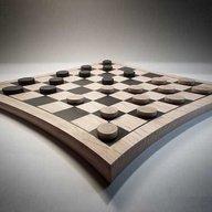 Checkers V+, checkers board game