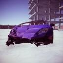 Crash Luxury Car