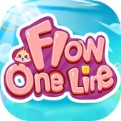 Flow - One Line Puzzle Game
