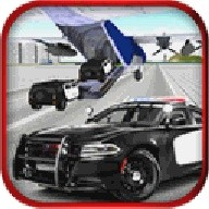 Police Vehicle Transporter 3D