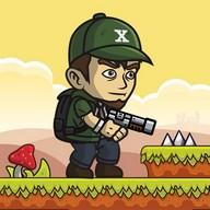 Super X Boy Shooter: Adventure game