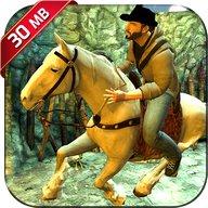 Horse Run Temple 3D