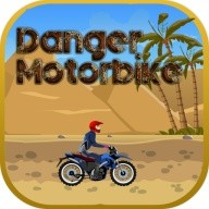 Danger Motorbike