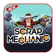 Guide for Scrap Mechanic New 2018