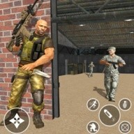 Commando Adventure Shooting: New Shooting Games