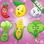 Fruits Vegetables for Toddlers