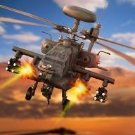 Gunship Air Helicopter War 3D