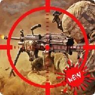 Commando Adventure Sniper 3D