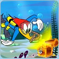Woody super woodpecker Adventure Run