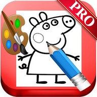 Draw Pepa Pig Pro