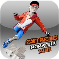 Parkour Training Vector Simulator 3D Games