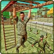 US Army Training War School 3D
